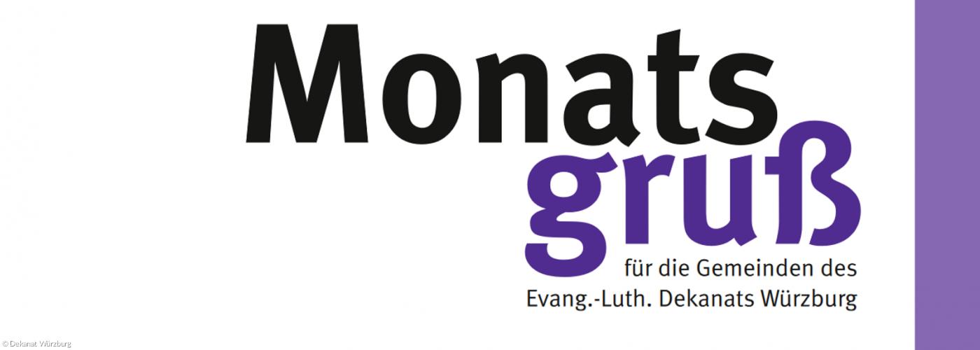 Logo Monatsgruß
