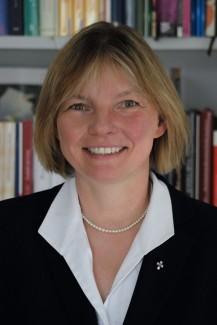 Dekanin Dr. Edda Weise